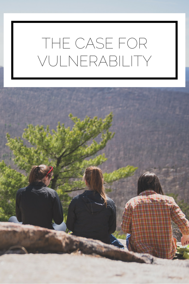 Check it out now, or pin to save for later! As scary and tough as it is, being vulnerable is the way to deepen your relationships with others and yourselves. Here's the case for embracing vulnerability and how to do it