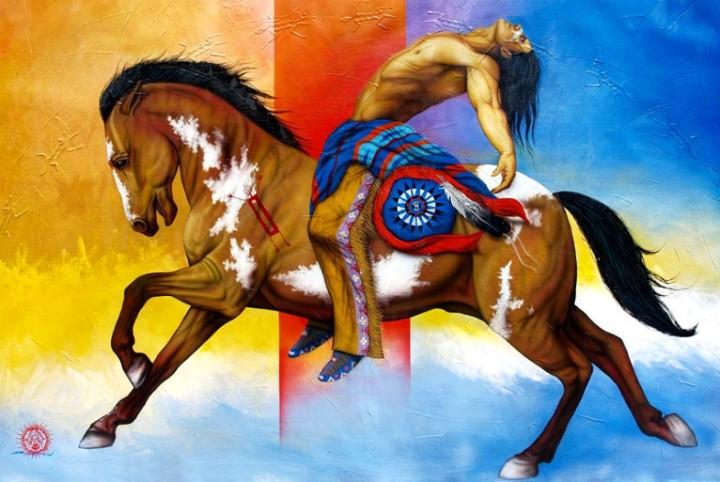 Victor Crisostomo. Современный южноамериканский художник 13