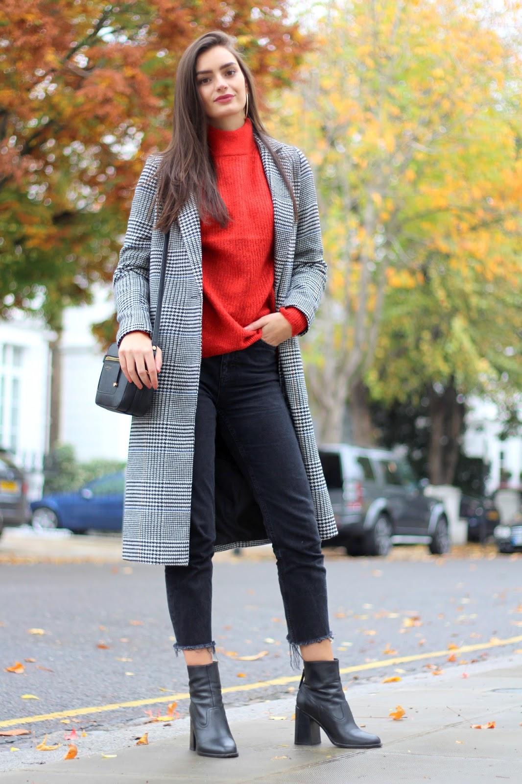 peexo fashion blogger autumn coat weather