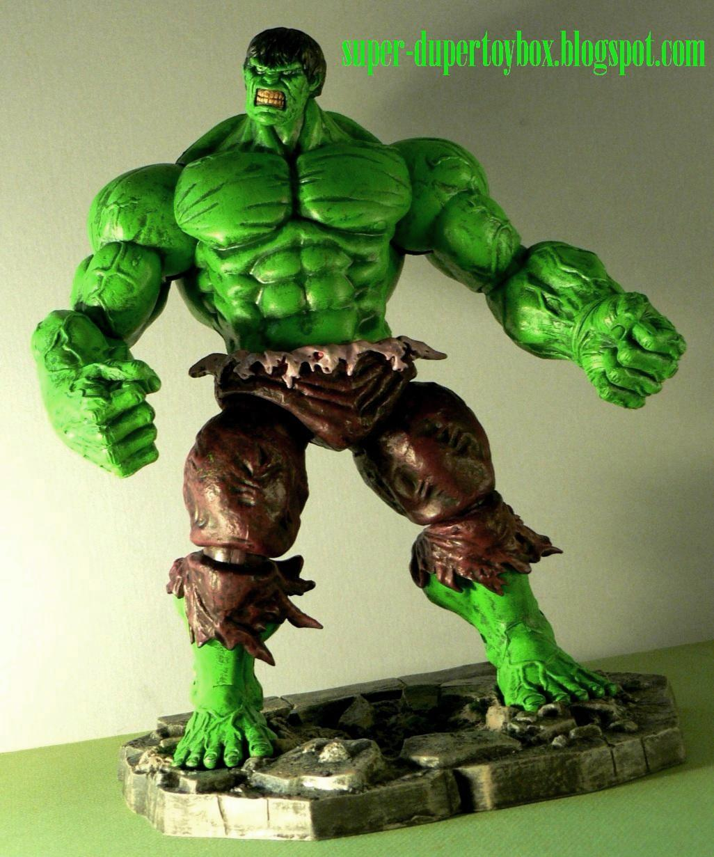 Super-DuperToyBox: Marvel Select Hulk