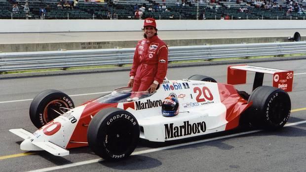 Motorsport Modeller Emmo S 1989 Indy 500 Winner