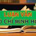 Luận án, Luận văn Hồ Chí Minh học