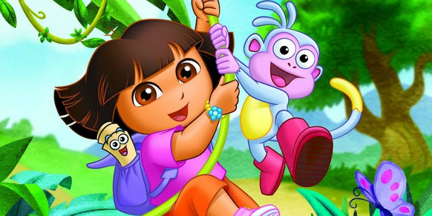 Dora L'Esploratrice Live-Action Movie