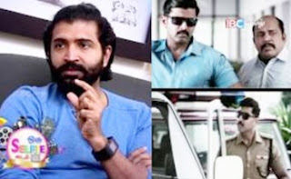 Actor Arun Vijay talks about his new character Vetrimaran IPS | Selfie Time