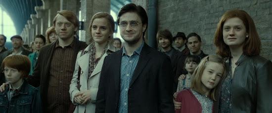 Há exatamente 7 6 anos estreava o último filme de 'Harry Potter', 'Relíquias da Morte - Parte 2' | Ordem da Fênix Brasileira