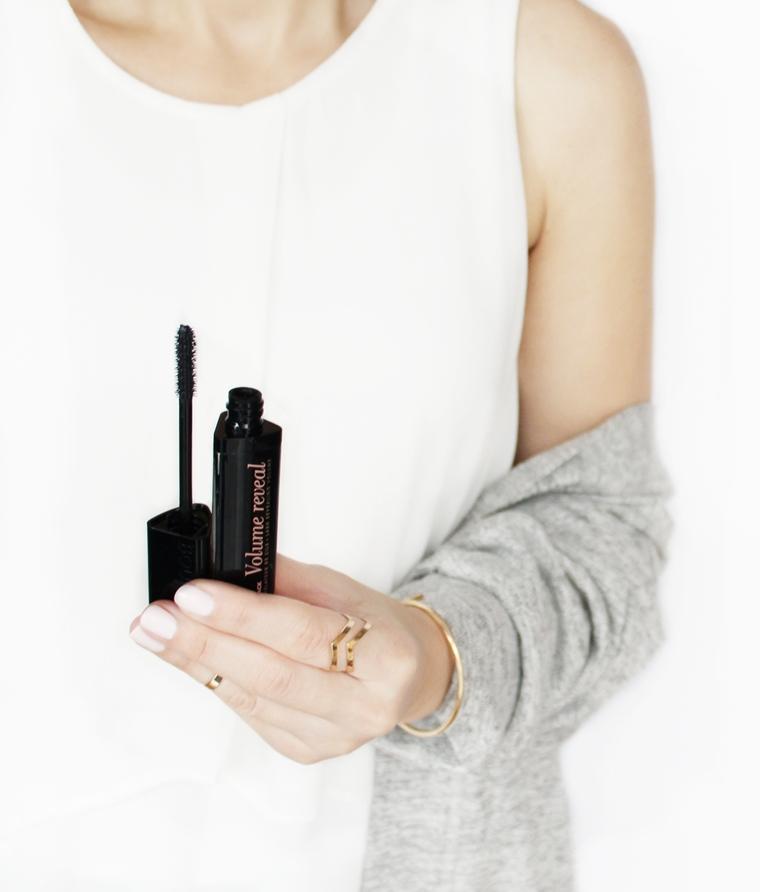 5 ciekawych nowości do makijażu w mojej kosmetyczce: Bourjois Volume Reveal Tusz do rzęs