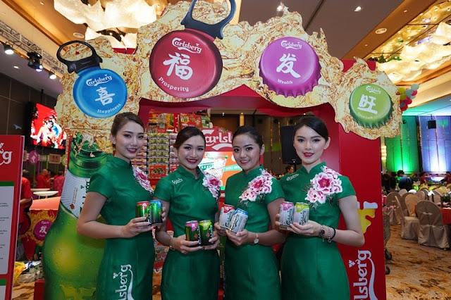 Carlsberg Malaysia Kicks Off Chinese New Year