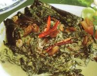 Gulai Ikan Salai