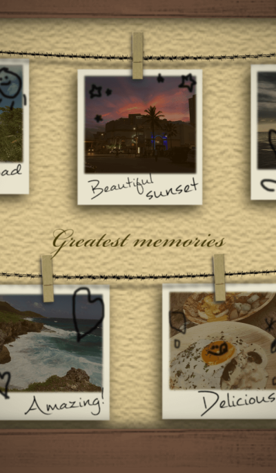 Greatest memories
