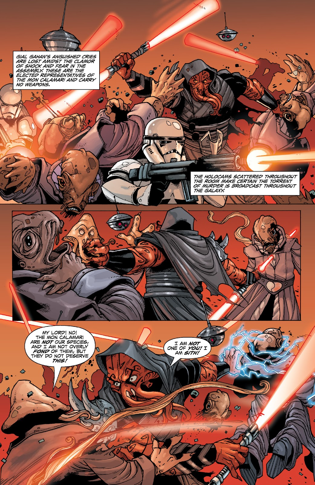 Read online Star Wars Legends: Legacy - Epic Collection comic -  Issue # TPB 2 (Part 1) - 81