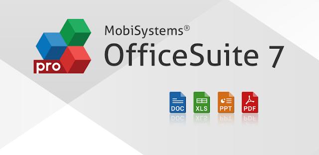 App: OfficeSuite PRO 7 (PDF & HD) 7.1.1237 APK