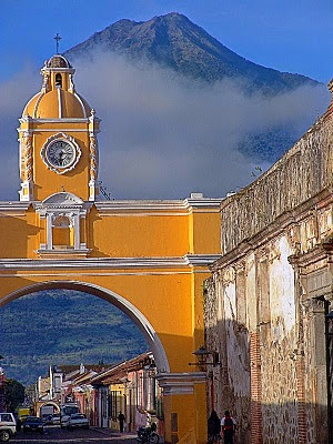 El Convento Boutique Hotel in Antigua Guatemala