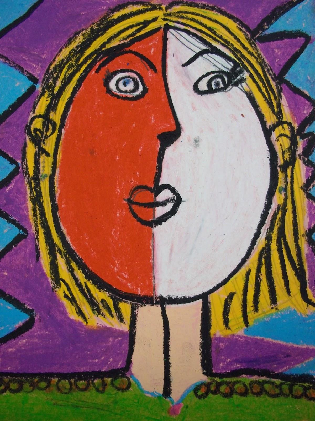 Art Kids of Benavidez Elementary: February 2013