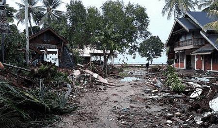 Kumpulan Puisi Bencana Alam Oleh Ardan Wibowo