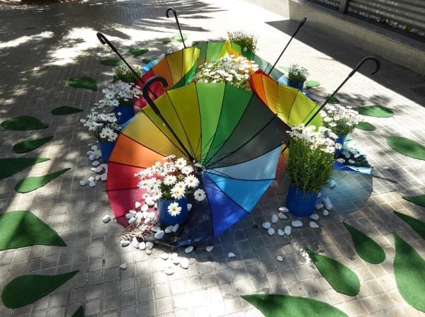 Belles ombrel·les (M. Roser Algué Vendrells)