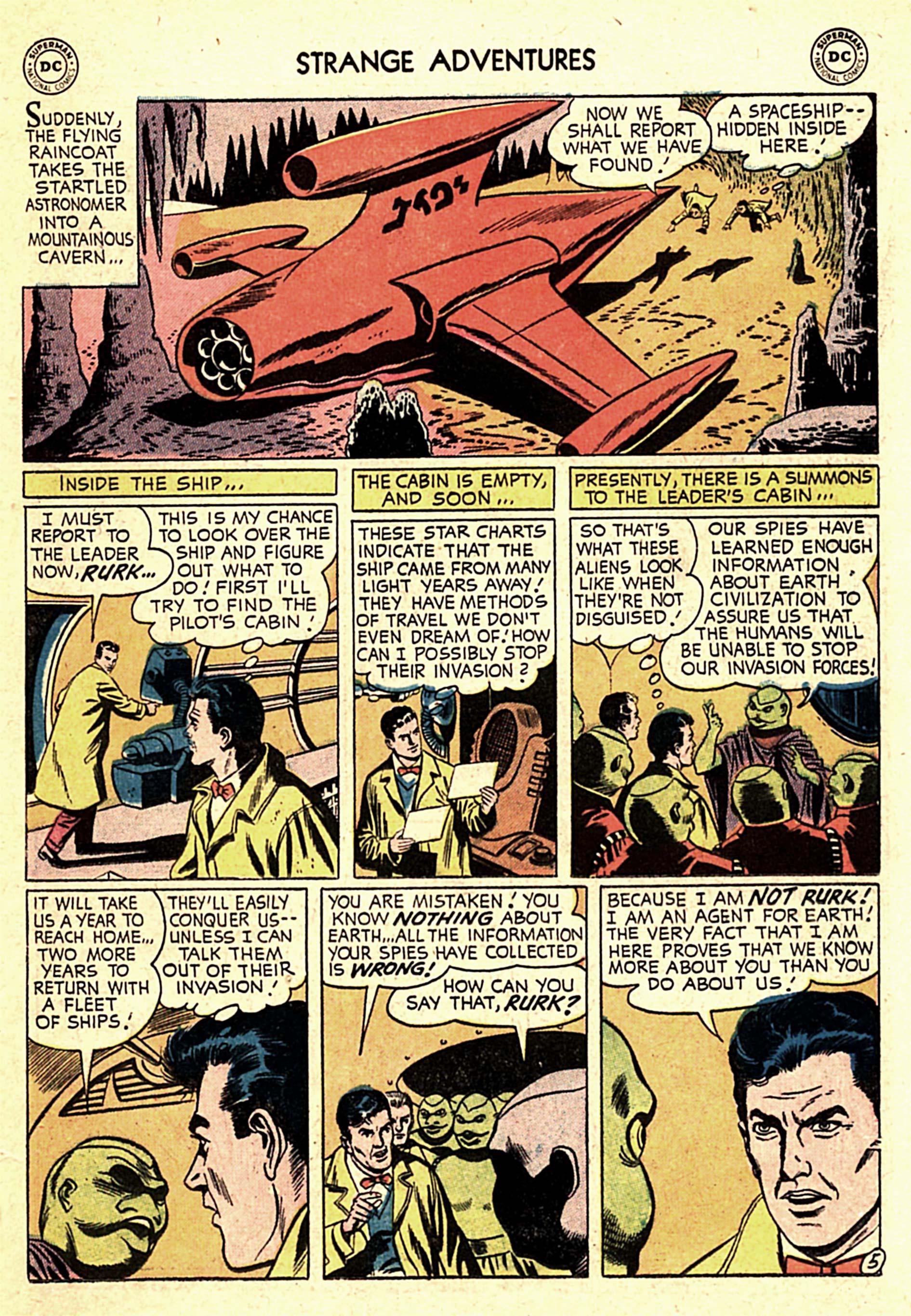 Strange Adventures (1950) issue 66 - Page 15