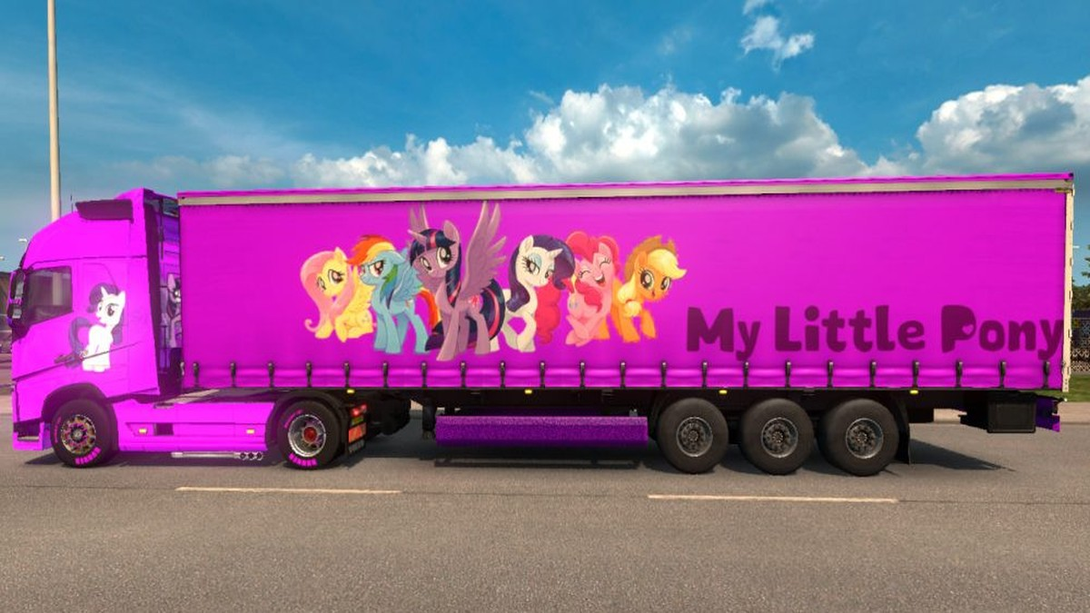 My Little Pony Combo Pack
