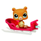 Littlest Pet Shop Bear V4 Generation 3 Pets Pets