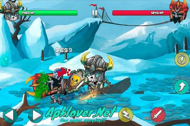 Tiny Gladiators MOD APK Unlimited Money