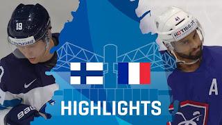 Франция – Финляндия смотреть онлайн бесплатно 19 мая 2019 прямая трансляция в 21:15 МСК.