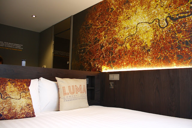 luma hammersmith concept hotel review superior double room