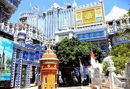 tempat wisata masjid tiban turen malang