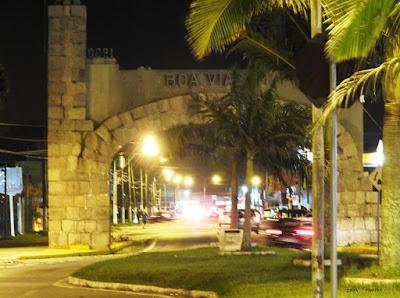 Portal de Entrada de Rio Grande