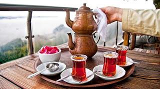 Turkish Tea (Turk Cayi)