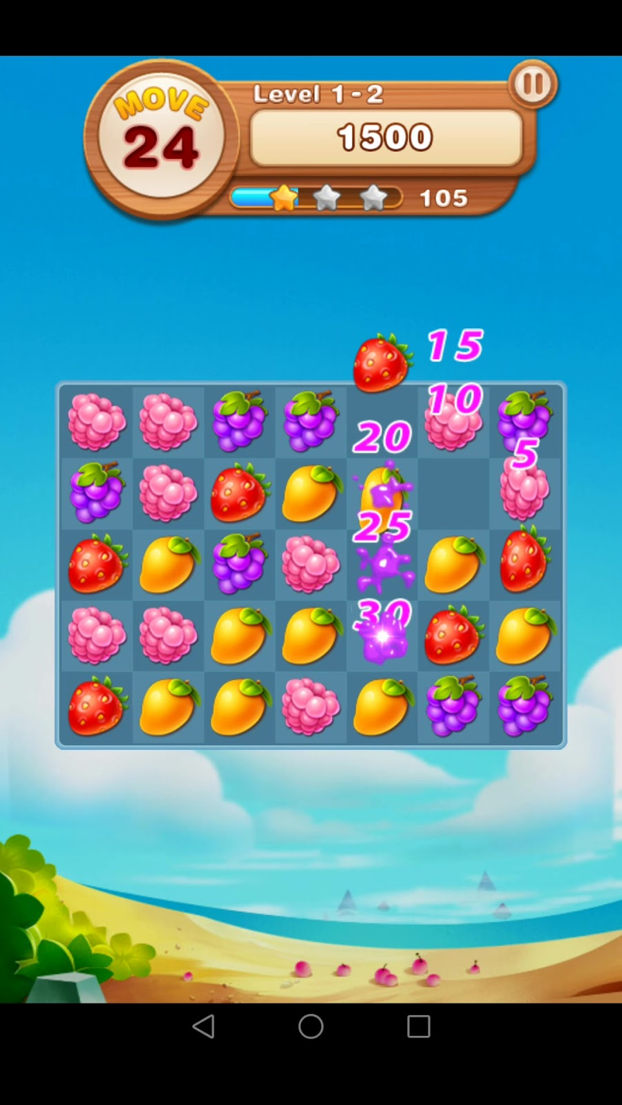Fruit splash story -  Fruit Splash Pop Game Review From Official Match_three Casual Collect Fruits By Linking Fresh Fruits Into Chains Betty S License All Photos And