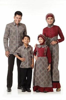 Baju Muslim Sekeluarga