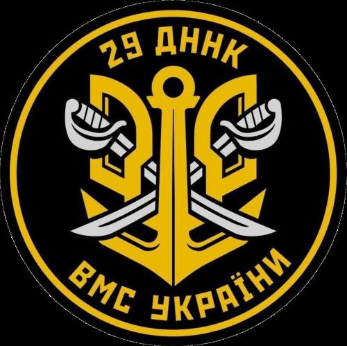 Нарукавна емблема 29 дивізіону надводних кораблів