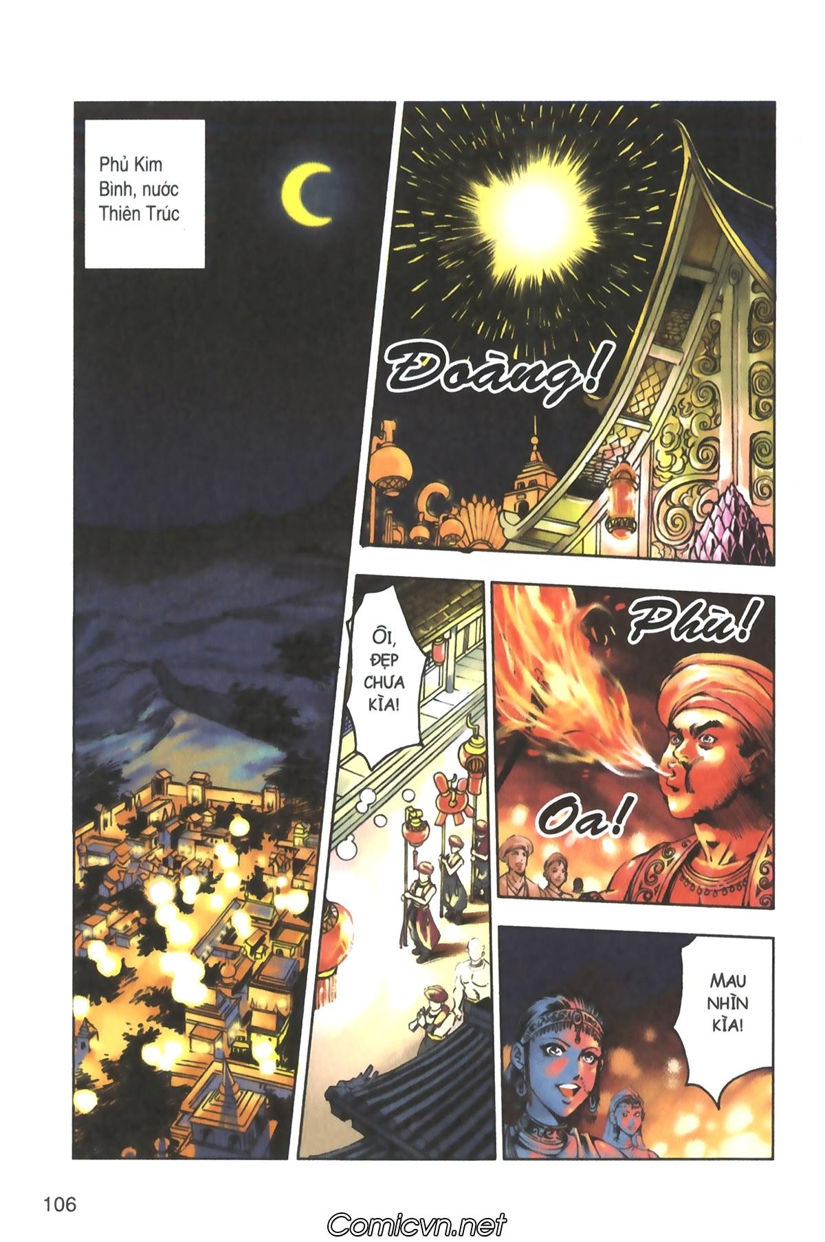 Tây Du Ký màu - Chapter 126 - Pic 17