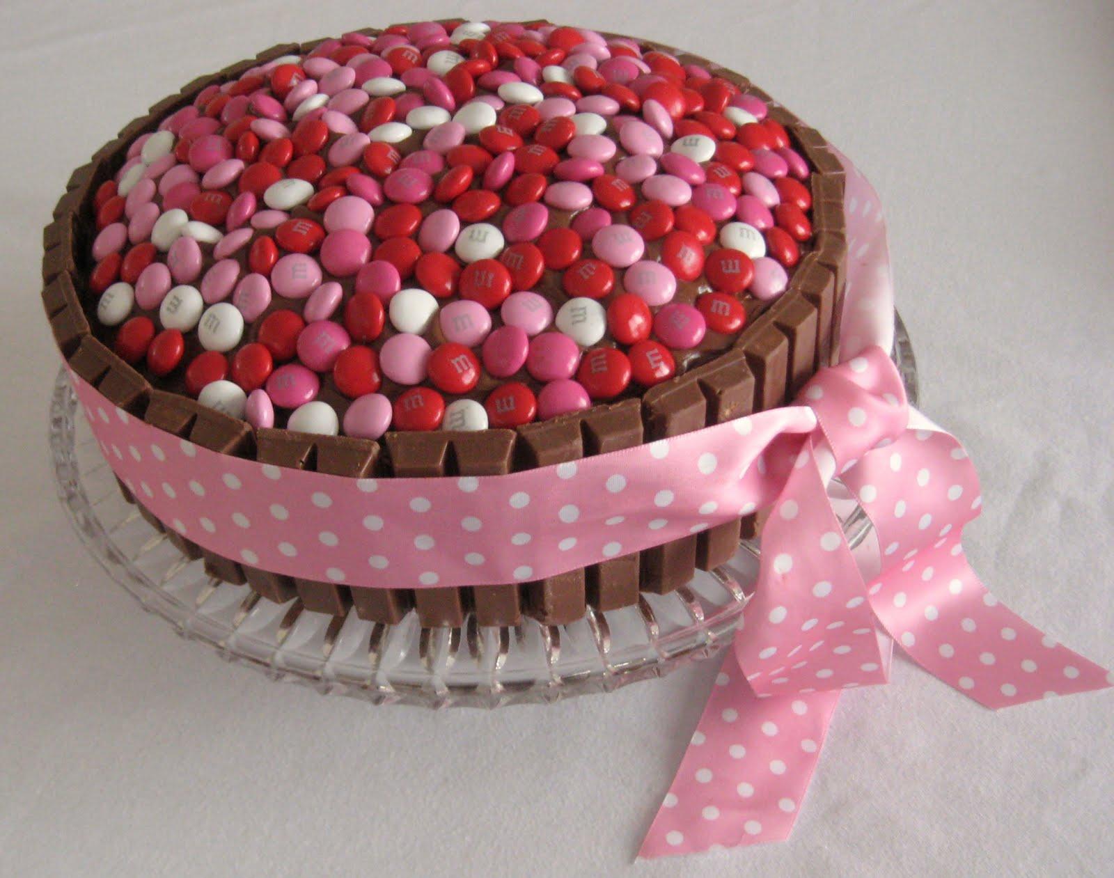 Valentines Day Cake Decorating Ideas Valentine Craft Ribbon