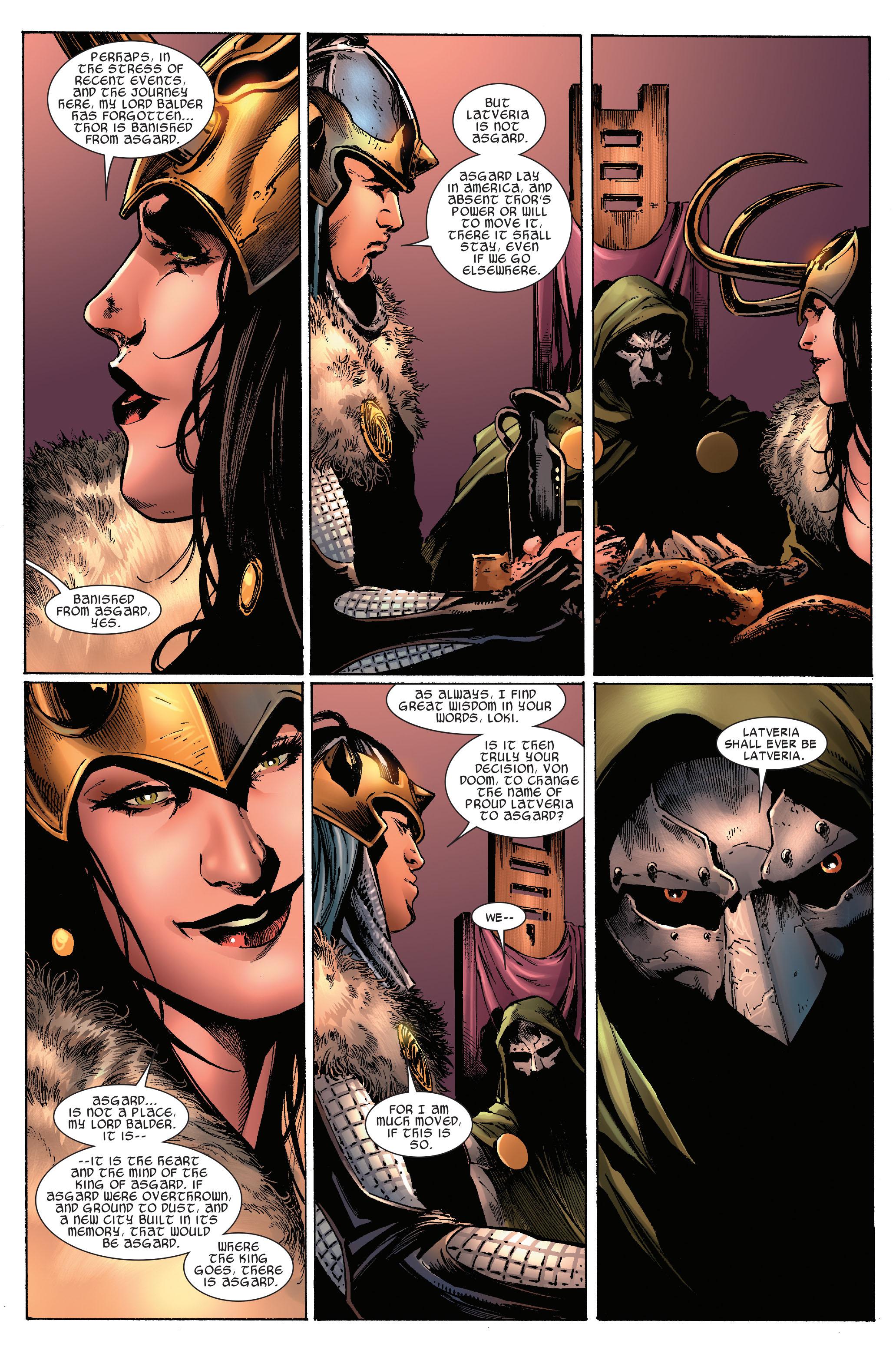 Thor (2007) Issue #601 #14 - English 9