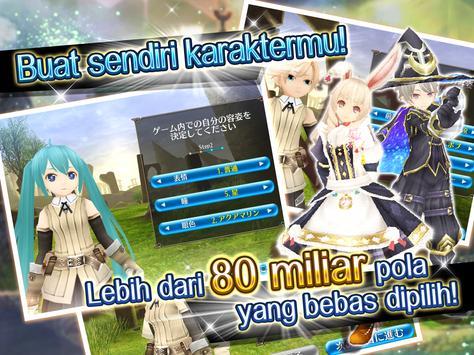 RPG Toram Online v3.2.74 Mod Apk (God Mode, No Ads) Terbaru! - ReddSoft