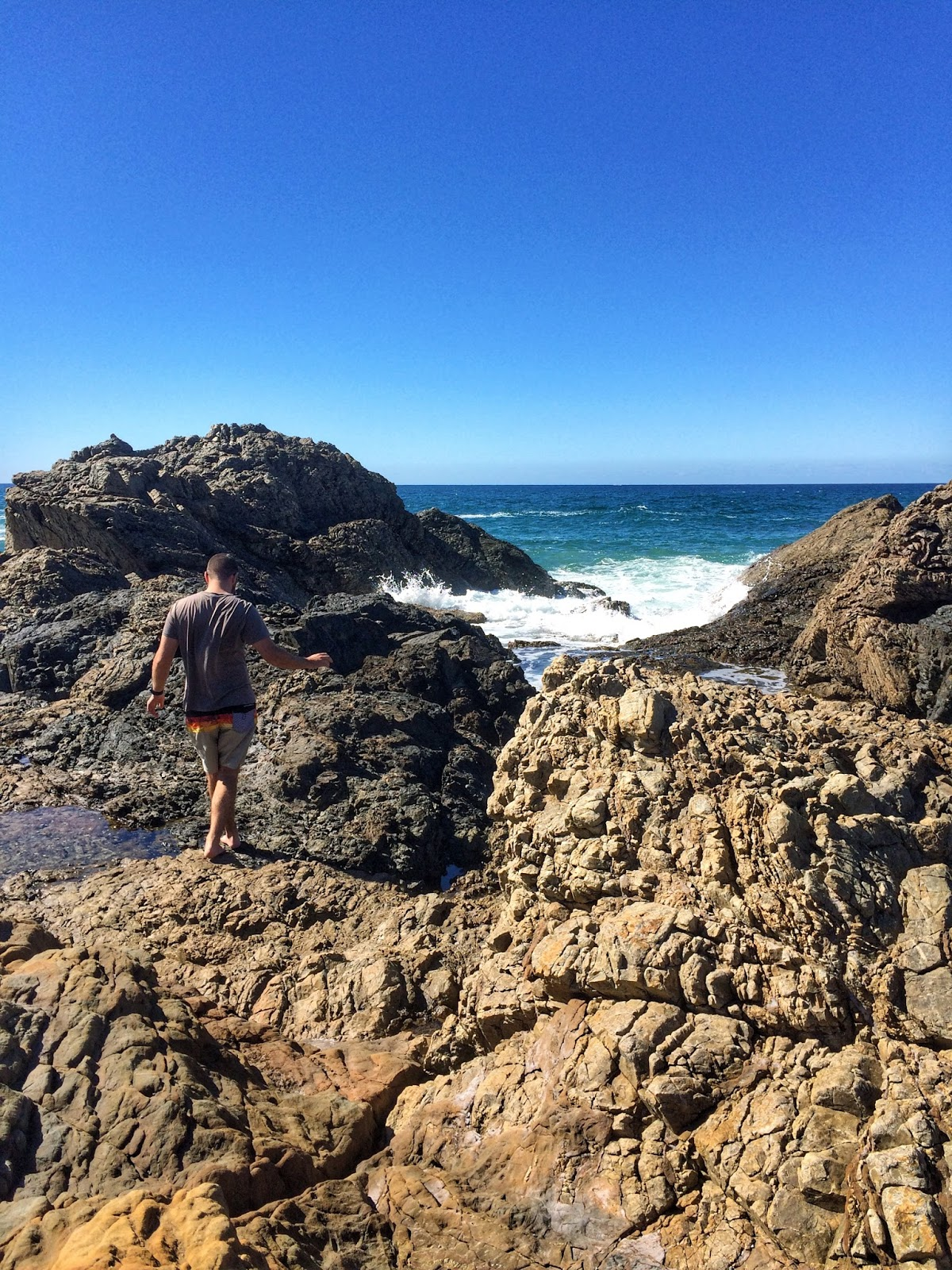 Exploring Little Bay Port Macquarie