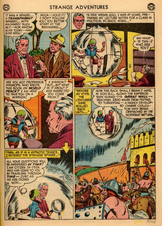 Strange Adventures (1950) issue 2 - Page 25