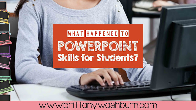 I want to share with you a foolproof method to getting your students comfortable (and even independent) in using Microsoft PowerPoint.