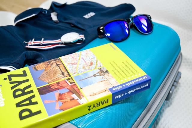 walizka i podróż