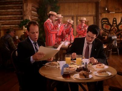 De Volta a Twin Peaks - Segunda Temporada, Episódio 2