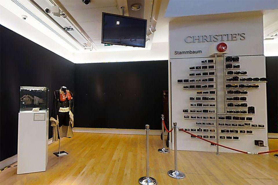 Коллекция Leica Stammbaum на аукционе Christie's