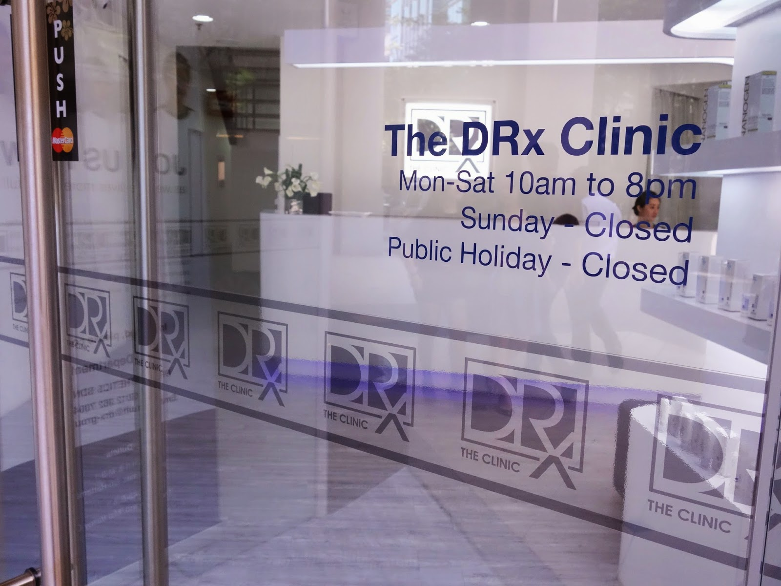 Careentan com: DRx Clinic Malaysia: First Skin Consultation