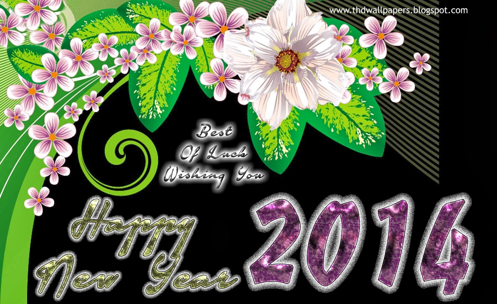 2014 Happy New Year Wishes.10 Free Happy New Year Screensaver 2014