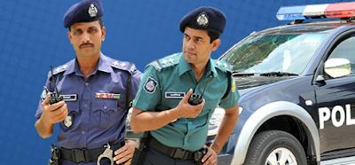 Bangladesh Police Sub Inspector Job Circular 2017