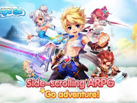 Saga Go CBT MOD Unlimited Money v1.0.3.2 Apk Full Unlocked Terbaru