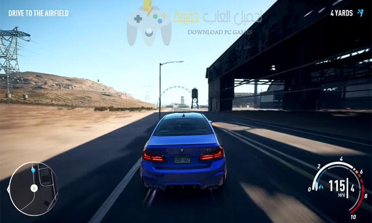 تحميل لعبة need for speed payback من ميديا فاير
