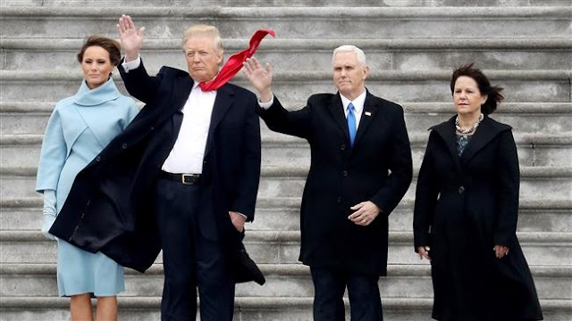 Ex-campaign aide: Mike Pence's wife finds US President Donald Trump 'reprehensible, totally vile'