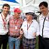 Webber afirma que pediu conselhos a Stewart e Lauda antes de anunciar sua aposentaria