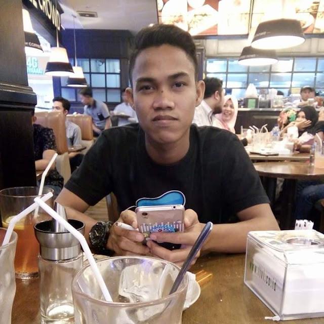 Mahmuddin alias Kacak Alonso Ketua GM Pekat IB Tanjungbalai.