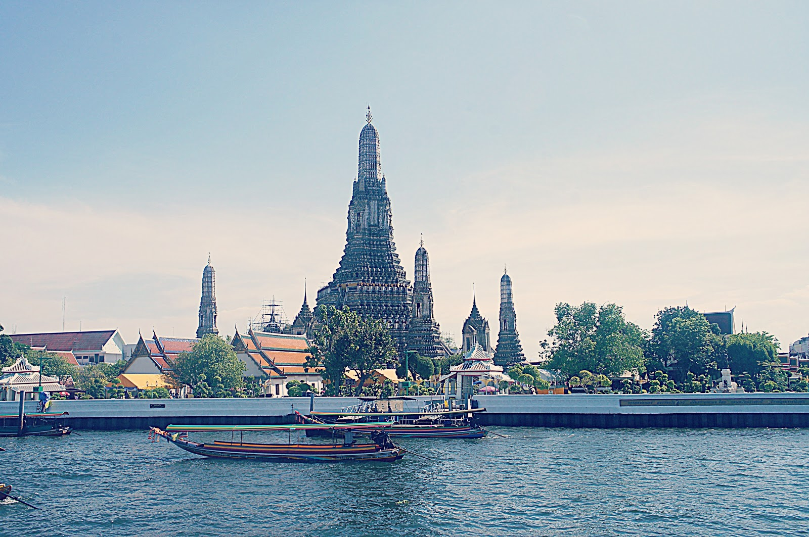 Cruisin' from Ayutthaya to Bangkok with River Sun Cruise Thailand Travel Guide
